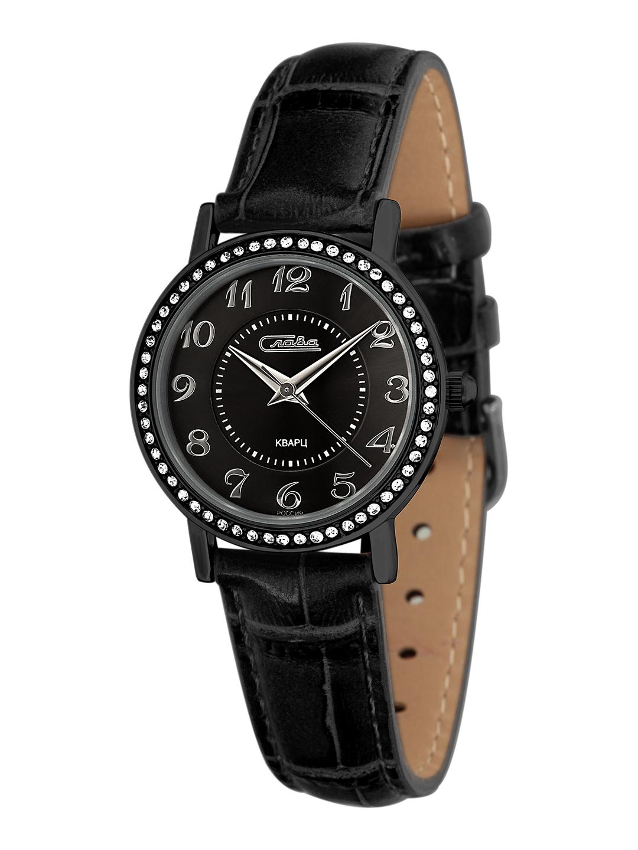 Слава Слава 6264500/2035 женские часы слава 6069109 2035