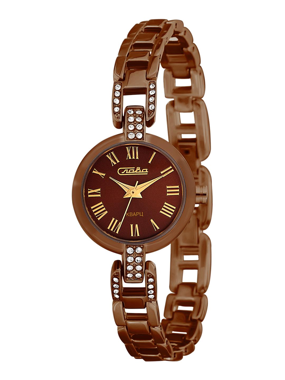 Слава Слава 6087506/2035 женские часы слава 6069109 2035
