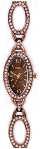 Слава Слава 6137145/2035 женские часы слава 6069109 2035