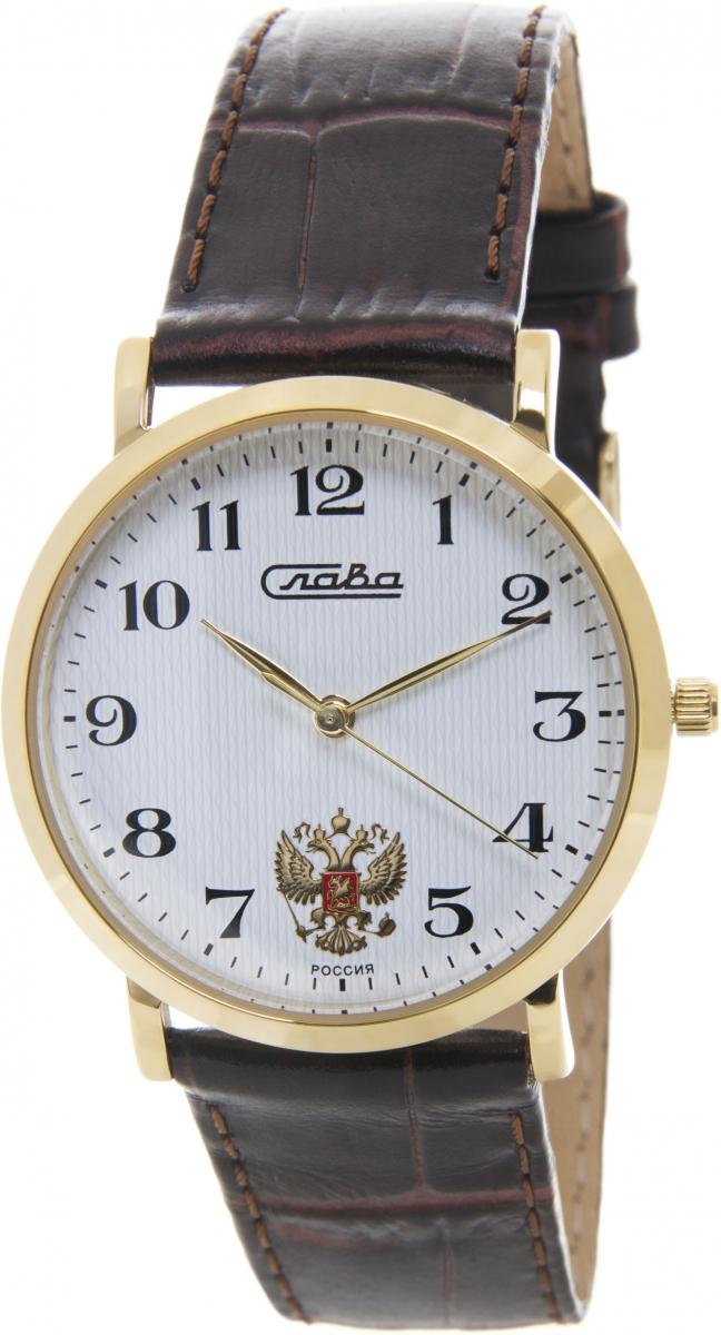 Слава Слава 1129660/300-2035 мужские часы слава 1041768 2035