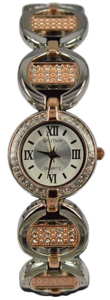 Спутник Спутник Л-995431/6 (бел.+сталь) уголок оц бел 40x40x15