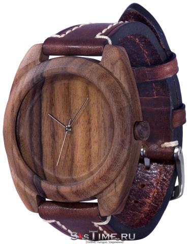 AA Wooden Watches Мужские российские деревянные наручные часы AA Wooden Watches S1 Brown