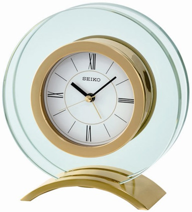 Seiko Настольные часы Seiko QHE057G