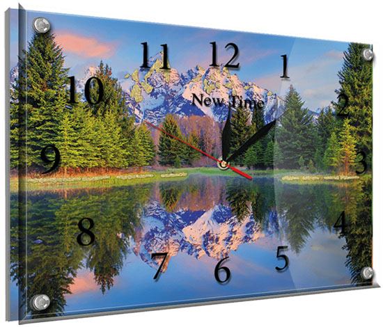 Подробнее о New Time New Time N46 часы настенные 46 х 46 см