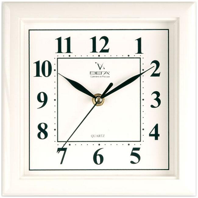 Подробнее о Вега Вега П 3-7-46 часы настенные 46 х 46 см