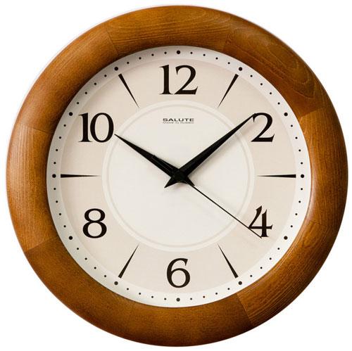 Салют Салют ДС-ББ25-130 настенные часы салют пе б2 204 смайлик