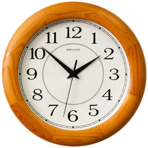 Салют Салют ДС-ББ27-014 настенные часы салют пе б2 204 смайлик