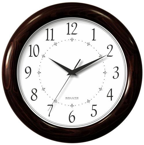 Салют Салют ДС-ББ6-022 настенные часы салют пе б2 204 смайлик
