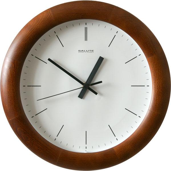 Салют Салют ДС-ББ28-134 настенные часы салют пе б2 204 смайлик
