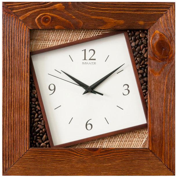 Салют Салют ДСЗ-4АС28-466 настенные часы салют пе б2 204 смайлик
