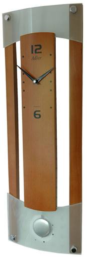 Adler Настенные интерьерные часы Adler 20202 черешня