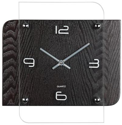 Adler Настенные интерьерные часы Adler 21132 св.орех