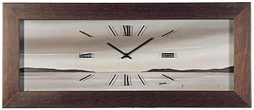 Lowell Настенные интерьерные часы Lowell 11073
