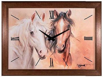 Lowell Настенные интерьерные часы Lowell 11708