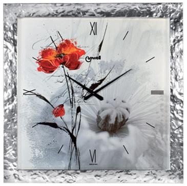 Lowell Настенные интерьерные часы Lowell 11714