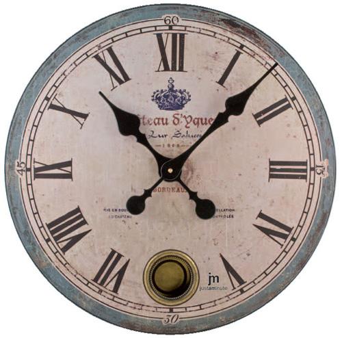 Lowell Настенные интерьерные часы Lowell 21406