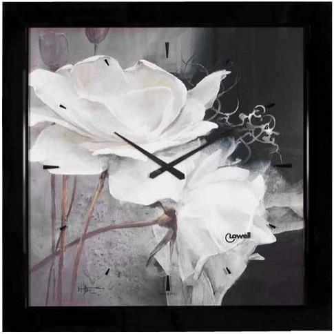 Lowell Настенные интерьерные часы Lowell 11770