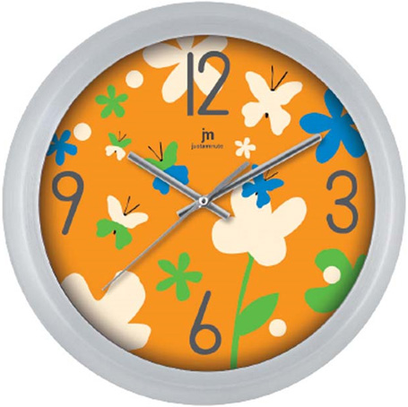 Lowell Настенные интерьерные часы Lowell 00960O