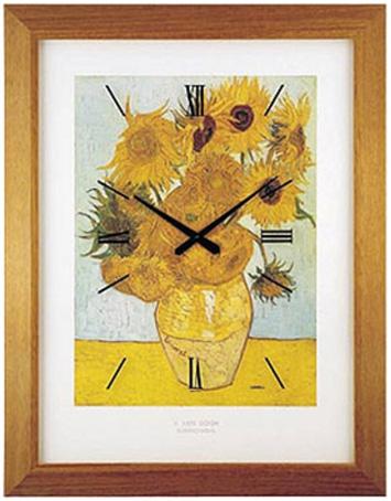 Lowell Настенные интерьерные часы Lowell 11136