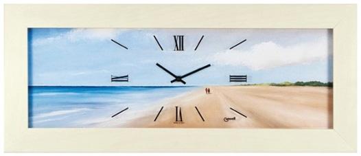 Lowell Настенные интерьерные часы Lowell 05630