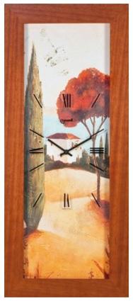 Lowell Настенные интерьерные часы Lowell 05634