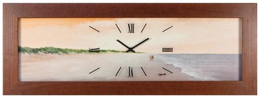 Lowell Настенные интерьерные часы Lowell 05642