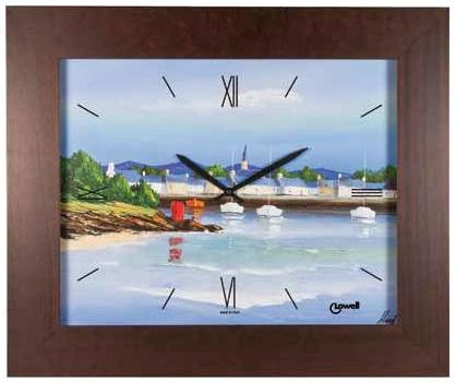 Lowell Настенные интерьерные часы Lowell 11311