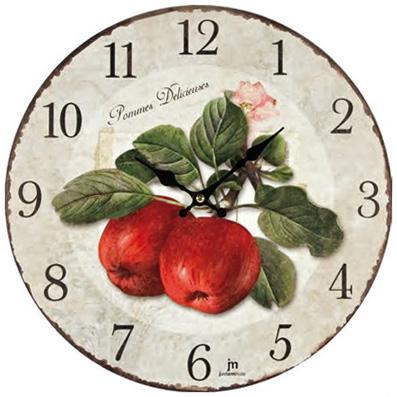 Lowell Настенные интерьерные часы Lowell 21425