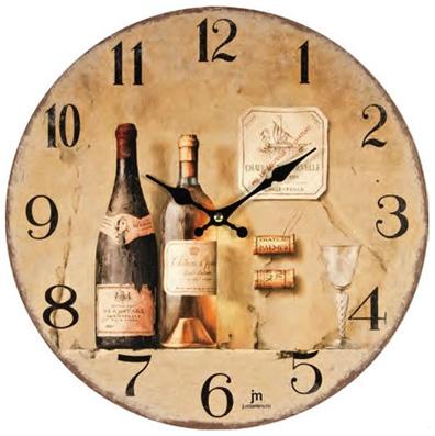 Lowell Настенные интерьерные часы Lowell 21426