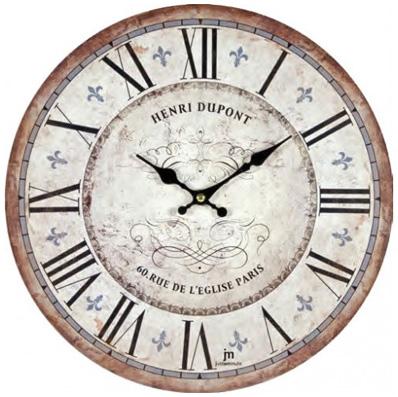 Lowell Настенные интерьерные часы Lowell 21432