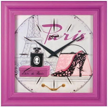 Lowell Настенные интерьерные часы Lowell 05919