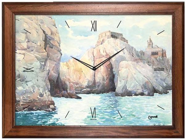 Lowell Настенные интерьерные часы Lowell 12102
