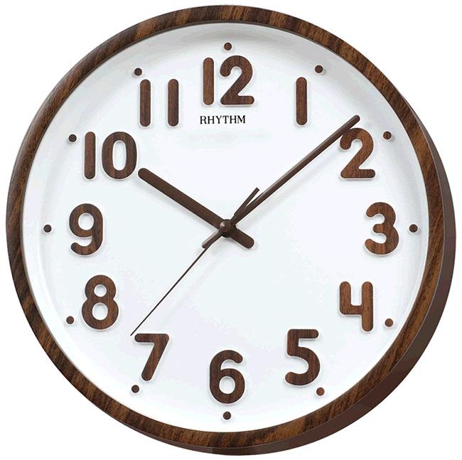 Rhythm Rhythm CMG487NR06 настенные часы the rhythm cmg487nr06 rhythm