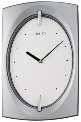 Seiko Пластиковые настенные интерьерные часы Seiko QXA363S