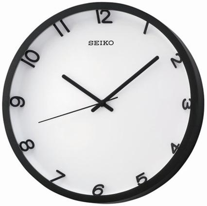 Seiko Деревянные настенные интерьерные часы Seiko QXA480K