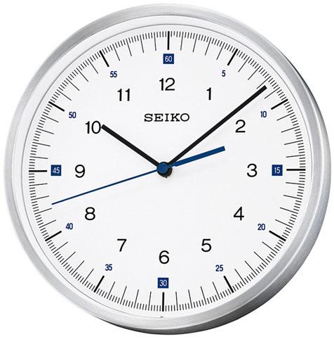 Seiko Алюминиевый настенные интерьерные часы Seiko QXA566A