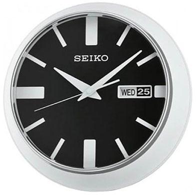Seiko Деревянные настенные интерьерные часы Seiko QXF102W