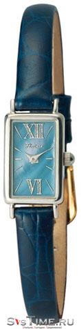 Platinor Platinor 200200.832 синий ремешок женские часы platinor алисия 2 44856 4 pla44856 4