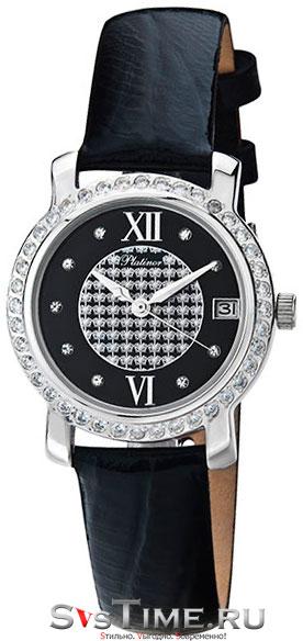 fe70d813200c Platinor Женские серебряные наручные часы Platinor 97406.519