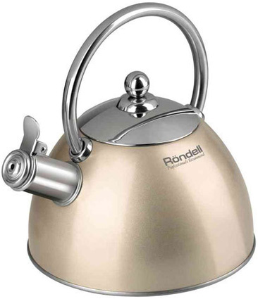 Rondell Rondell RDS-103 чайник со свистком rondell rds 103 nelke